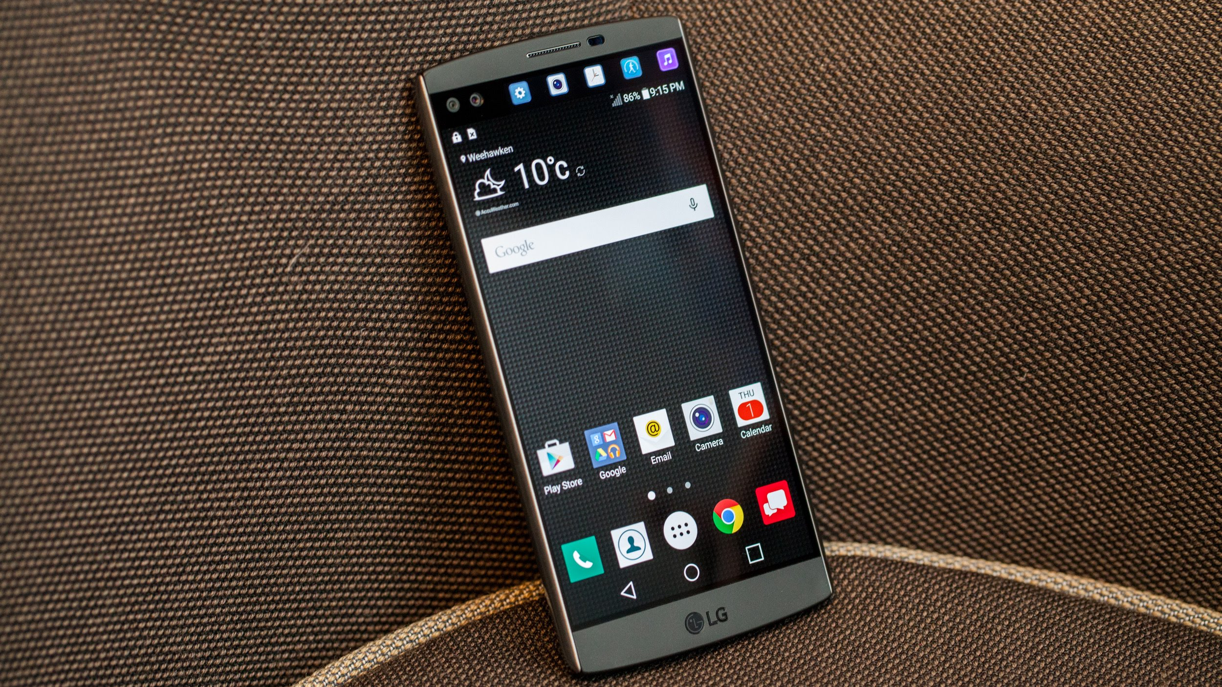 Lg V10 : T-Mobile sends Android 7.0