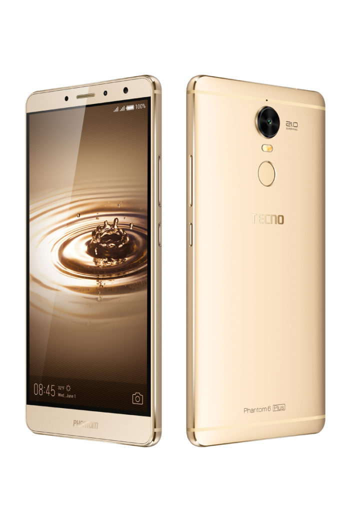 Tecno Phantom 6 Plus specs, feature & price