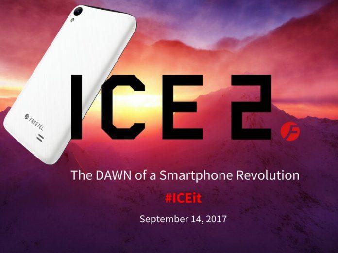Ice 2 phone Launch