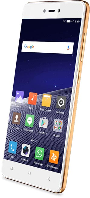 Gionee F103 Pro specs, features & price
