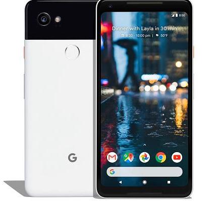 Google Pixel 2 XL specs & features