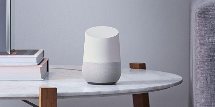 google home speaker