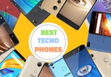 10 Best Tecno Phones