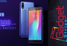 Itel P33 Specification