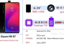 Xiaomi Mi 9T gadgetstripe