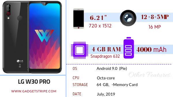 LG W30 Pro Gadgetstripe