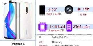 Realme X gadgetstripe