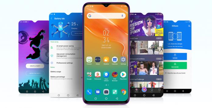 latest infinix phones in Nigeria 2019