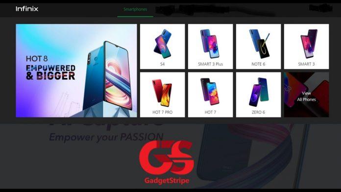 latest infinix phones 2019