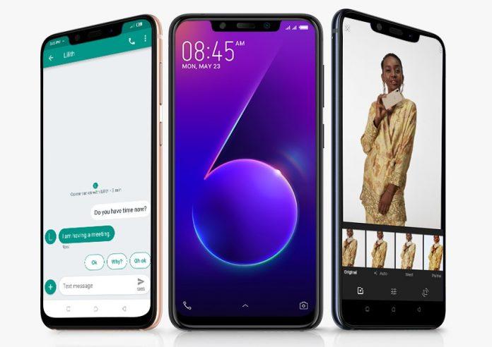 zero 6 latest infinix phone