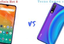 infinix camon 12 vs tecno camon 12
