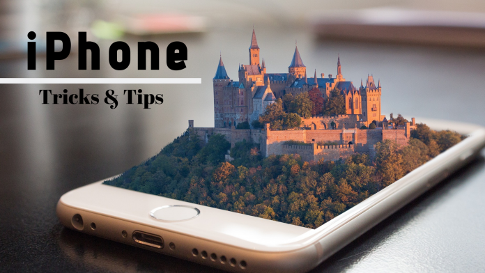 iphone tricks and tips