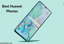 best huawei phones