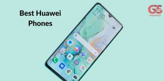 best huawei phones
