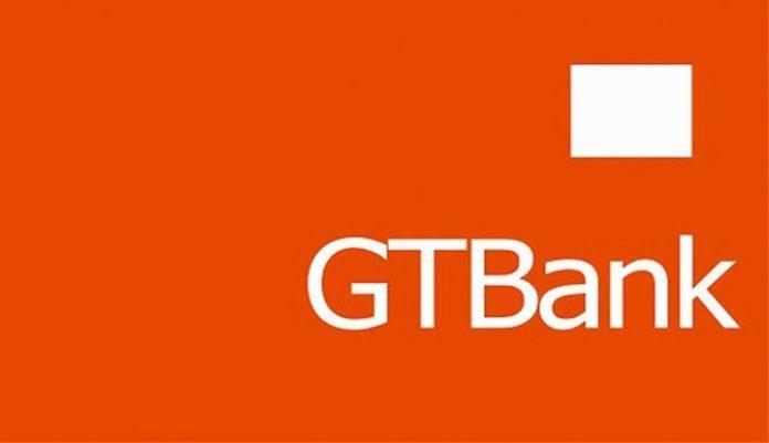 gt bank transfer code