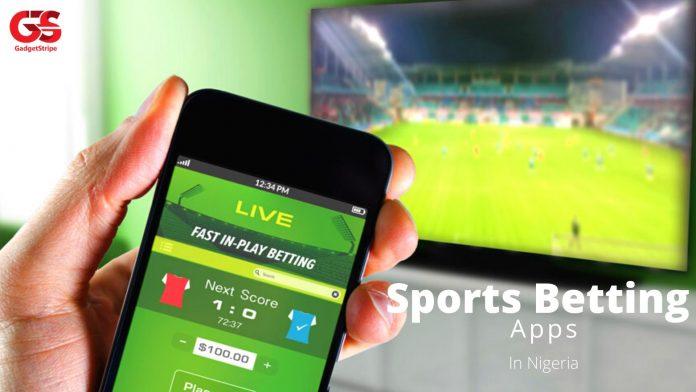 Mobile gambling apps