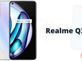 Realme Q3s
